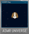 ASMR Dog
