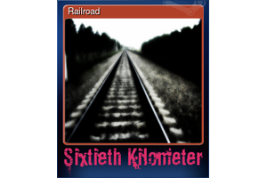Railroad Trading Card