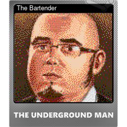 The Bartender (Foil)
