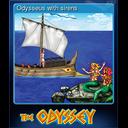 Odysseus with sirens