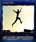 ¡Long jump!