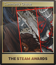 Community Choice (Foil)