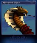 Accordeon Snake
