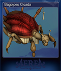 Bagpipes Cicada