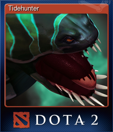 Tidehunter (Trading Card)