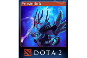 Vengeful Spirit Trading Card