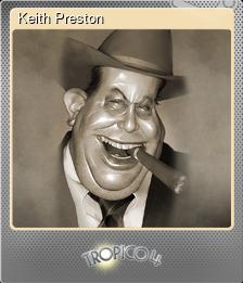 Keith Preston (Foil)