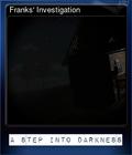 Franks' Investigation