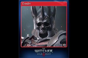 Eredin Trading Card