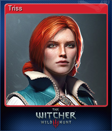 Triss (Trading Card)