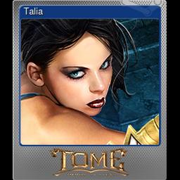 Talia (Foil)