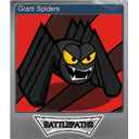 Giant Spiders (Foil)