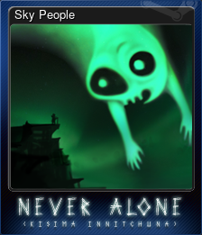 Sky People (Trading Card)