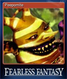 Peepomite (Trading Card)