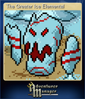 The Greater Ice Elemental