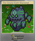 The Greater Earth Elemental