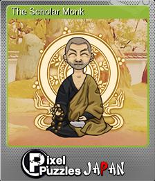 The Scholar Monk (Foil)