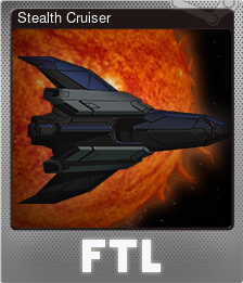 Stealth Cruiser (Foil)