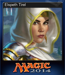 Elspeth Tirel (Trading Card)