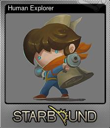 Human Explorer (Foil)