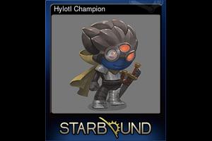 Hylotl Champion