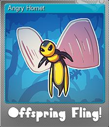 Angry Hornet (Foil)