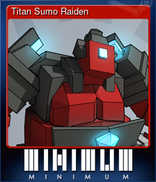 Titan Sumo Raiden