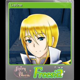 Listine (Foil Trading Card)