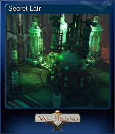 Secret Lair (Trading Card)