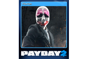 Hoxton Trading Card