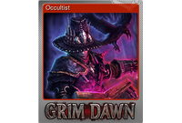 Occultist (Foil Trading Card)