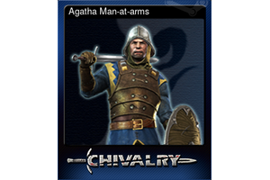 Agatha Man At Arms