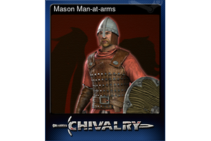Mason Man At Arms