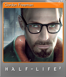 Gordon Freeman (Foil)