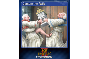 Capture The Relic