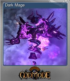 Dark Mage (Foil)