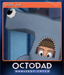 Shark Joe (Trading Card)
