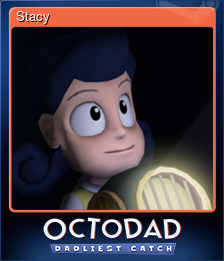 Stacy (Trading Card)