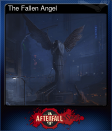 The Fallen Angel (Trading Card)
