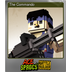 The Commando (Foil Trading Card)