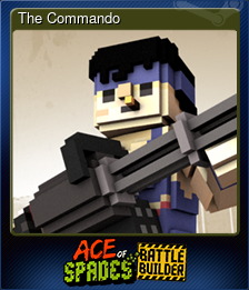 The Commando (Trading Card)