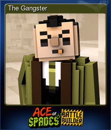The Gangster (Trading Card)