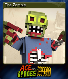 The Zombie (Trading Card)