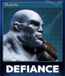 Mutants (Trading Card)