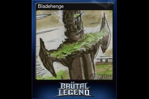 Bladehenge