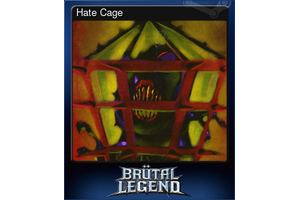 Hate Cage