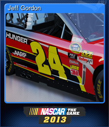 Jeff Gordon (Trading Card)