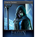 Oracle Ceresa (Trading Card)
