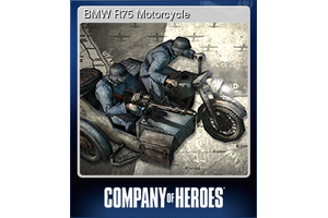 Bmw R75 Motorcycle