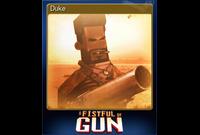 Duke (Trading Card)